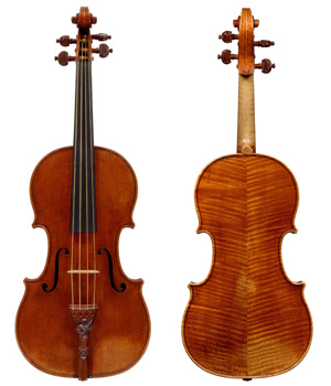 violin by A. Stradivari 'Lady Blunt' 1721